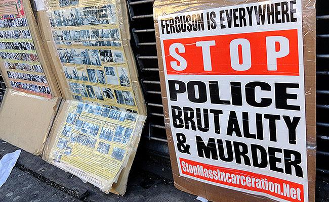 Harlem protestos