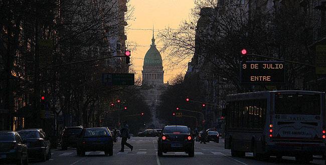 Onde ficar em Buenos Aires Monserrat