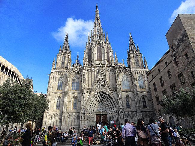 Bairro Gotico Catedral