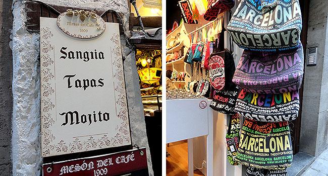 Bairro Gotico cafes