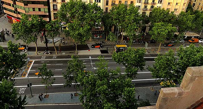 Eixample Passeig de Gracia