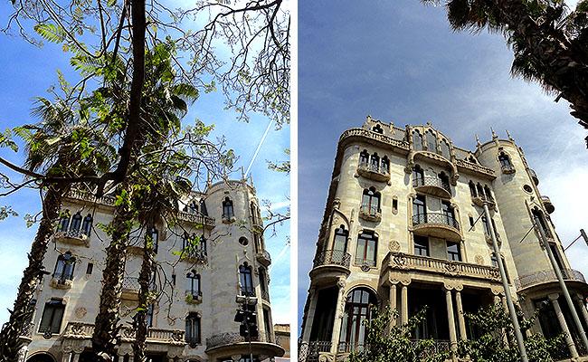 Gracia Casa Fuster Barcelona