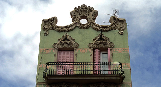 Gracia Casa Ricard Mestres