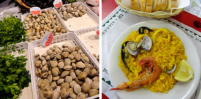 Gracia Mercado Abaceria Barcelona Espanha