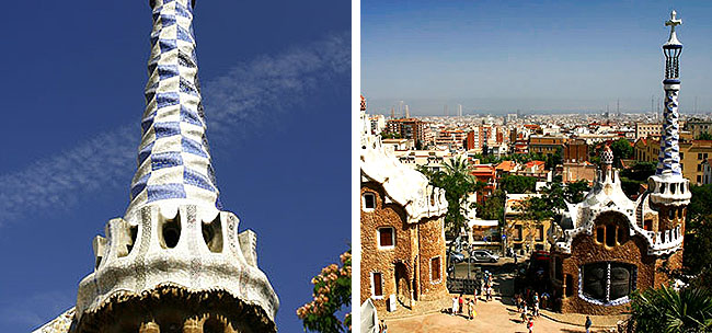 Gracia Park Guell Barcelona