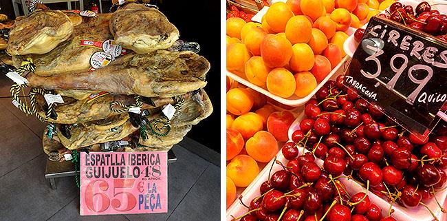 Gracias Mercado de la Libertad Barcelona Espanha