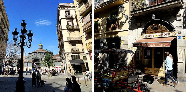 La Ribera El Born Barcelona