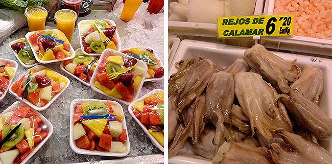 La Ribera Mercado de Santa Caterina Barcelona