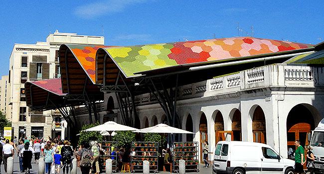 La Ribera Mercado de Santa Caterina
