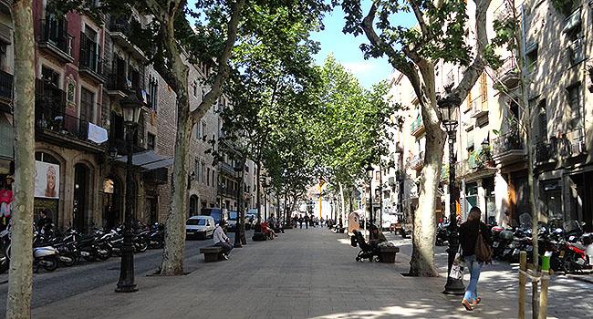 La Ribera Passeig del Born