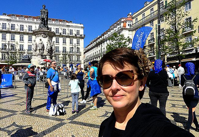 Passporte Lisbon Hostel predio