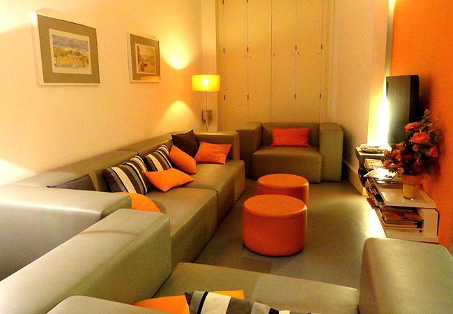 Porto Lounge Hostel entrada