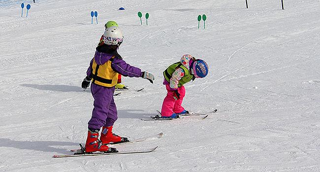 Valle Nevado Santiago Chile Criancas