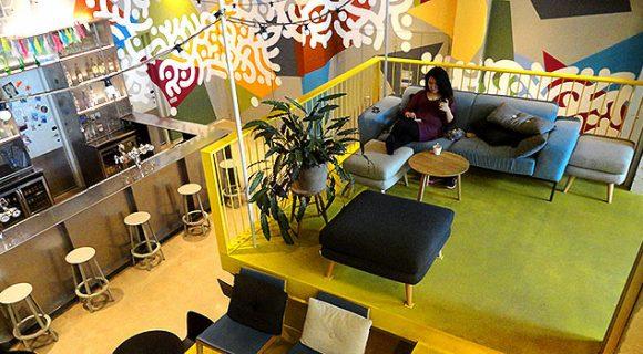 ClinkNOORD Hostel: novíssimo e com o melhor preço de Amsterdam
