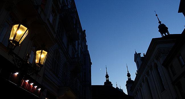 Praga Anoitecer