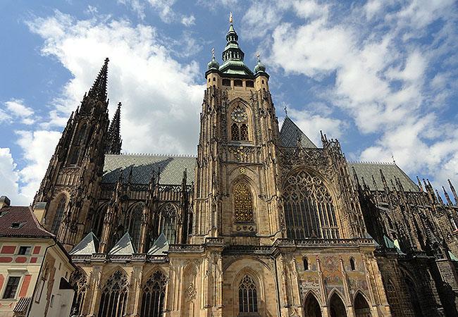 Praga Catedral de Sao Vito