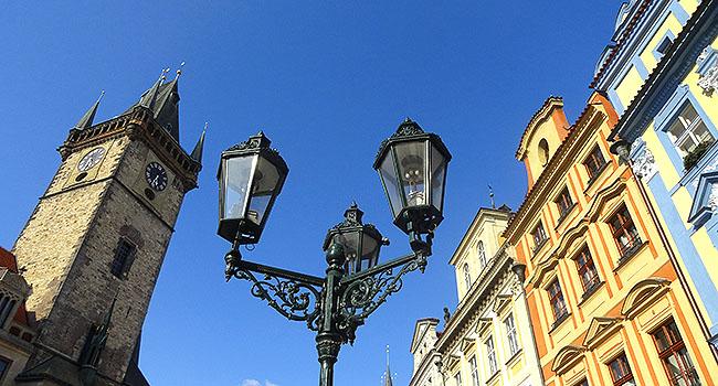 Praga Centro Historico