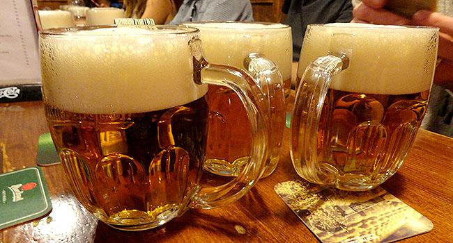 Praga Cervejaria Svejk