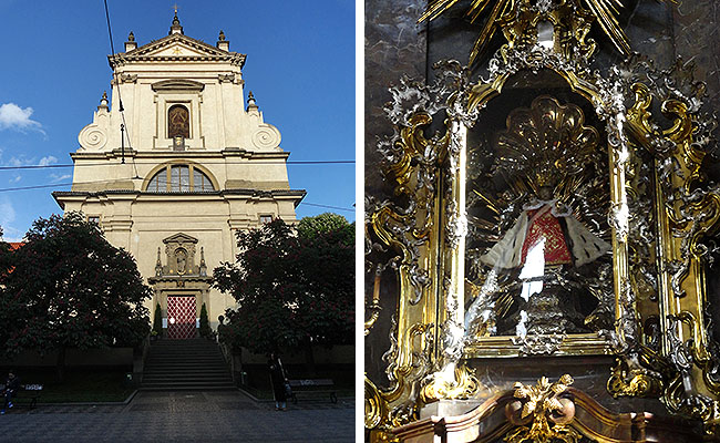 Praga Igreja Nossa Senhora Vitoriosa Menino Jesus de Praga