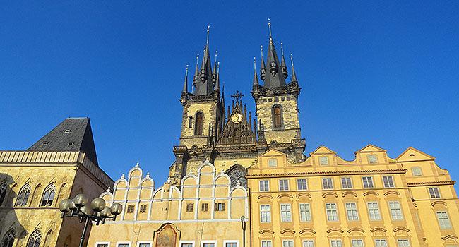 Praga Igreja Tyn