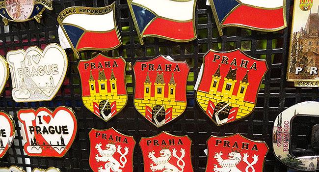 Praga Imas Souvenirs