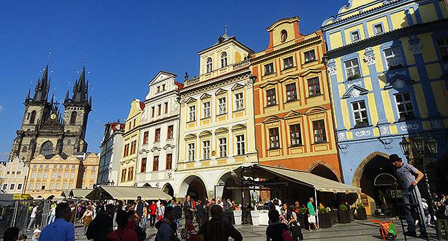 Praga Old Town