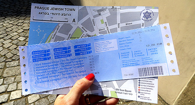 Praga Prague Jew Town