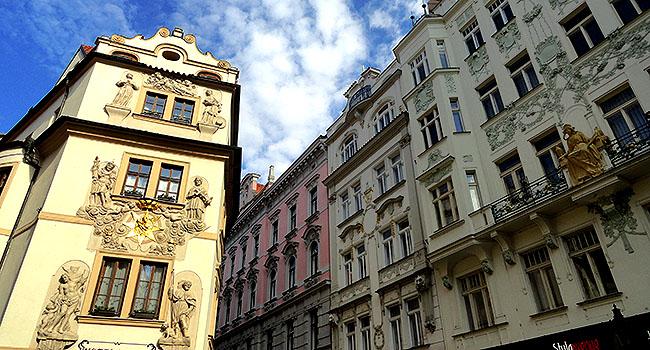 Praga Rua Karlova