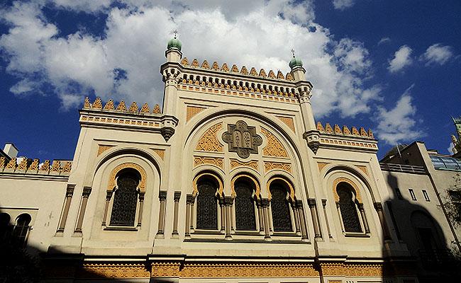 Praga Sinagoga Espanhola