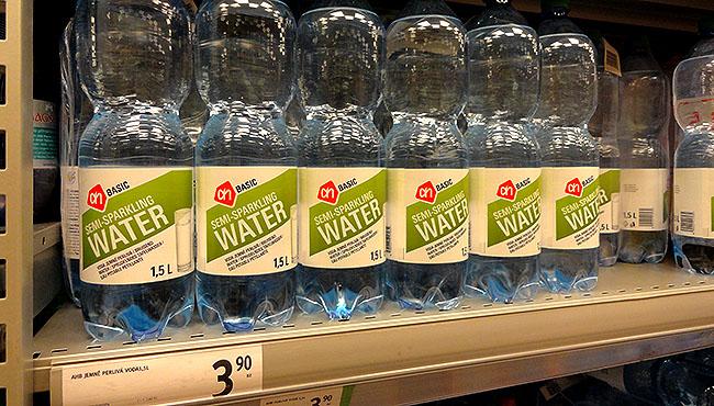Praga agua albert