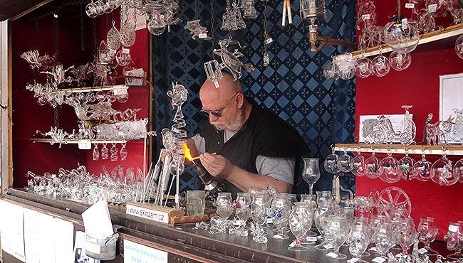 Praga cristais