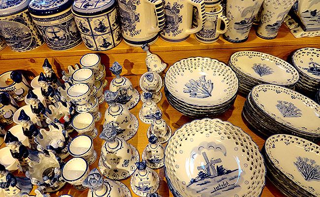 Zaanse Schans Holanda souvenirs