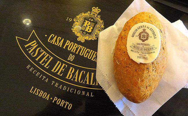 Casa Portuguesa - Pastel de Bacalhau