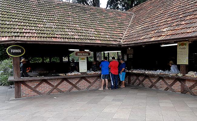 Casa do Colono Gramado - Fornalha