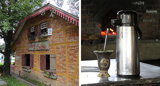 Casa do Colono Gramado - casa
