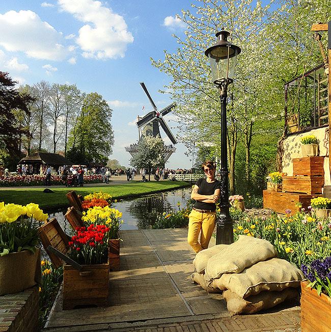 como-visitar-o-keukenhof-jardim-de-tulipas-holanda-selfie