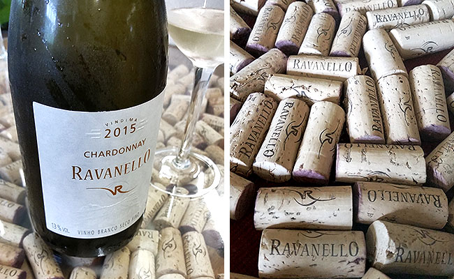 Vinicola Ravanello Gramado - vinhos brancos