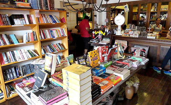 Emporio Canela - Livraria