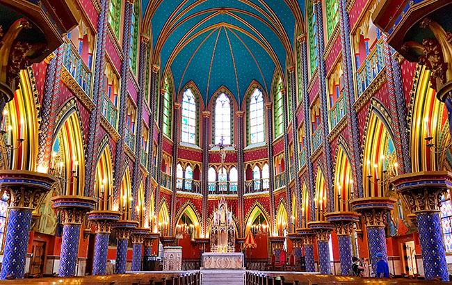 Igreja Arautos do Evangelho Cotia - Geral