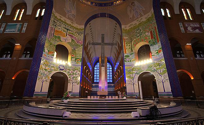 Santuario Aparecida - Altar