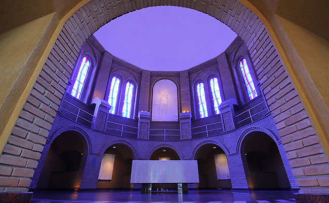 Santuario Aparecida - Capela da Ressureicao