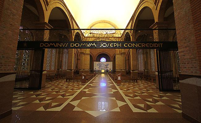 Santuario Aparecida - Capela de Sao Jose