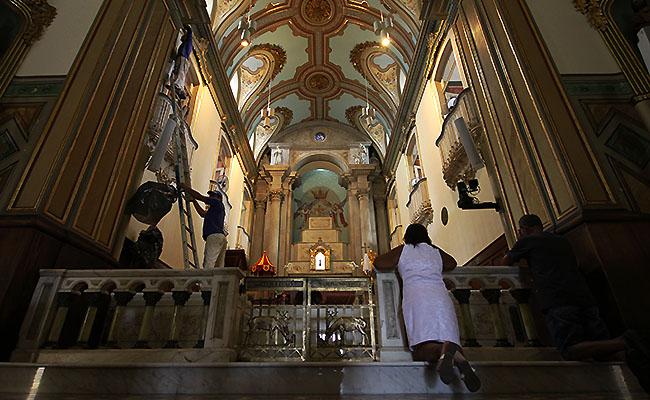 Santuario de Aparecida - Basilica Velha