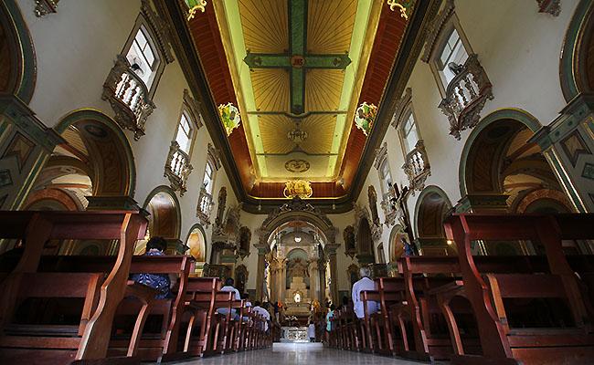 Santuario de Aparecida - Matriz Basilica Velha