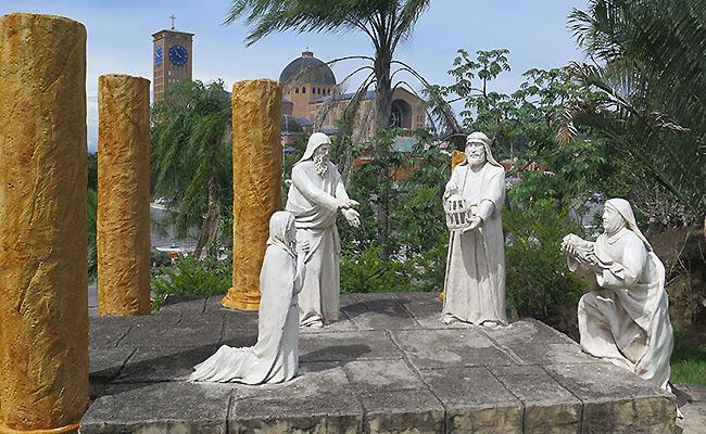 Santuario de Aparecida - Morro do Presepio 1