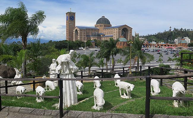 Santuario de Aparecida - Morro do Presepio