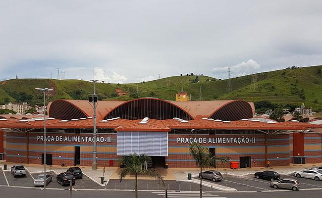 Santuario de Aparecida - Praca de Alimetacao II