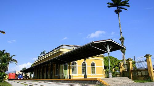 Antonina: cidade histórica do Paraná