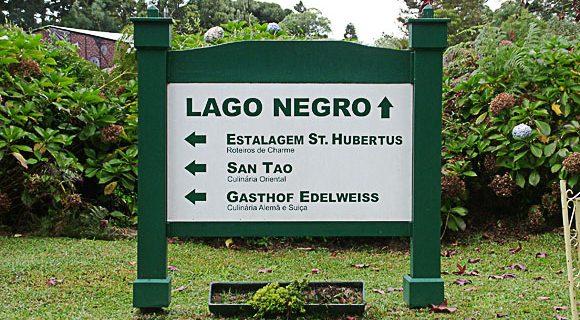 Gramado: Lago Negro
