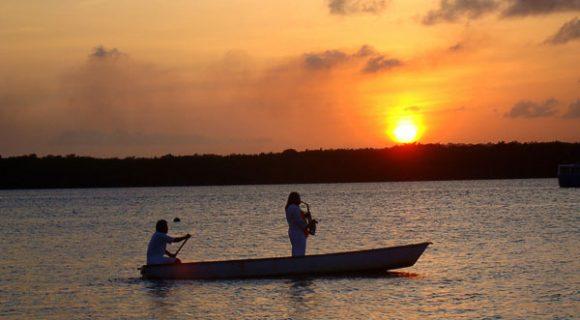 Paraíba: pôr do sol ao som de Bolero de Ravel